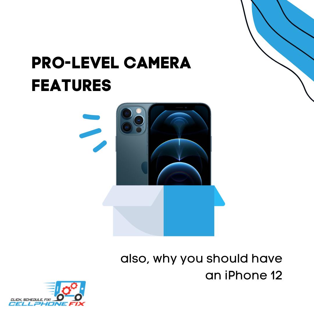 iPhone 12 camera tips